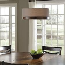 dining room table lighting ideas. Https://www.lumens.com/topo-drum-pendant- Dining Room Table Lighting Ideas