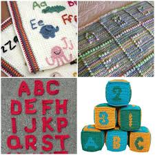 Crochet Letters Patterns Mesmerizing 48 Easy Ways To Crochet Letters Onto Blankets