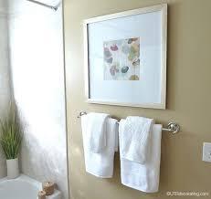 bathroom wall hanging