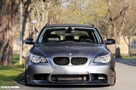 BMW Convertible bmw e60 550i specs : Stanced & Fitted BMW 5 Series E61 (8) | Cars | Pinterest | BMW ...