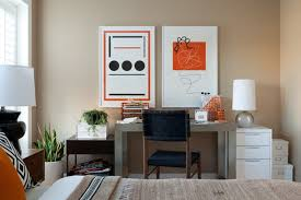 home office and guest room. room inspiration shared office u0026 guest rooms home and 1