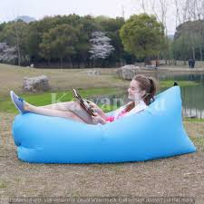 inflatable garden furniture. Inflatable Garden Furniture. Sofa Lounger Air Filled Balloon Bed Portable Hangout Wind Sleeping Bag Furniture G