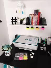 tumblr office. Home Office Feminino| Escrivaninha Tumblr \u003c3 #decoração #quartodemenina #decoration #homeoffice