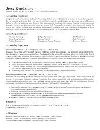 Perfect Accounting Resume Corporate Accountant Resume Samples