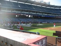 Angels Stadium Seating Chart With Seat Numbers New Ny Mets