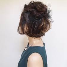 結婚式におすすめショートヘアのアレンジ方法をご紹介 Hair