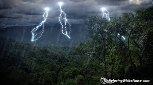 Image result for thunder rain drop