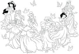 free coloring pages of princesses princess printouts princess princess colouring printouts free coloring pages disney princess ariel