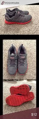 fila running shoes orange. men\u0027s fila running shoes size 7 , orange with ,good shoes, great fila