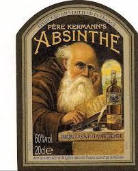 Kết quả hình ảnh cho Absinthe Pere Kermann's