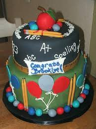 Kindergarten Graduation Cake Ideas Periskop