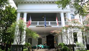 garden district hotels new orleans. Brilliant New Columns Hotel Exterior And Patio On Garden District Hotels New Orleans