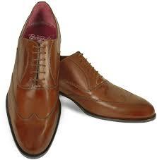 fratelli borgioli handmade brown italian leather wingtip oxford shoes