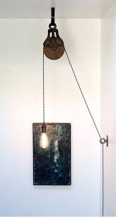 pulley lighting. like this item pulley lighting
