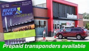 prepaid transponders available at select thorntons locations