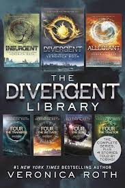 divergent series ultimate four book collection by veronica roth
