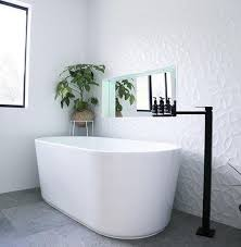 When balanced out, even the pitch black can look stylish rather than depressing. 50 Beautiful Bathroom Tile Ideas Small Bathroom Ensuite Floor Tile Designs