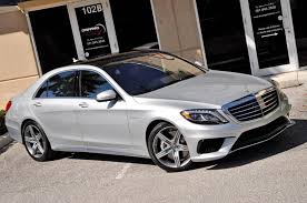2014 Mercedes-Benz S63 AMG for sale #1815462 - Hemmings Motor News