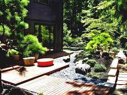 Japanese Backyard Garden