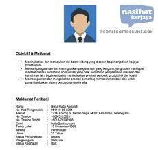 ... Download Contoh Resume Lengkap Amp Terbaik ...