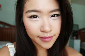 simple ulzzang makeup photo 1