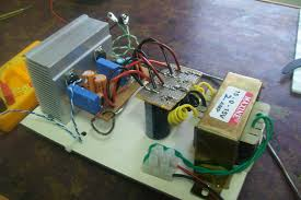 diy lm1875 amplifier for pc
