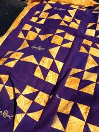 How to prep your Crown Royal bags for a quilt. | Quilts ... & Close up of crown Royal quilt. Available on Etsy.com https:// Adamdwight.com