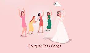 The garter toss songs listed below are provided only as a guide to help simplify your planning. The Top 53 Wedding Bouquet Toss Songs In 2021 Brideboutiquela