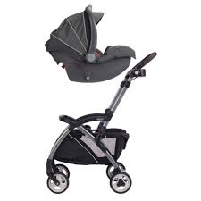 amazoncom  graco snugrider elite stroller and car seat carrier
