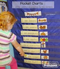 Using Pocket Charts To Develop C O W Play To Learn