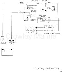 wire diagram(model 743) (12 volt) 1999 motorguide [motorguide 12 volt wiring diagram symbols 1999 motorguide [motorguide] 9767b4hv7 wire diagram(model 743) (12