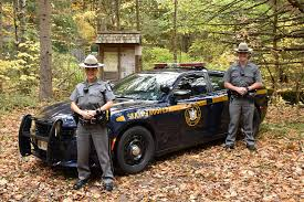 New York State Police Hike Five Hours in the Dark to Make Rescue