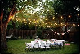 outdoor lighting ideas for backyard. Cheap Backyard Party Ideas Outstanding Outdoor Lighting For Parties Bright Design With String