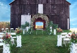 luxury wedding decorations for outdoors adornment wedding dress