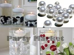 Decorative Vase Filler Balls 100mm 100mm 100mm 100mm Unique Jumbo Assorted Sizes Plastic Faux 80