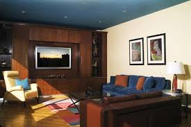 media room furniture. This Stylishly Masculine Living Room Does Double Duty As A Comfortable Media With Lots Of Seating. Furniture