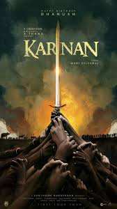 The film will be skipping its theatrical release and will be available on netflix from june 18. First Poster From Dhanush Mari Selvaraj S Karnan Out Cinema Express