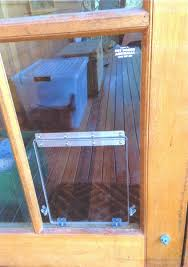 pet door to suit tall narrow panes sydney nsw
