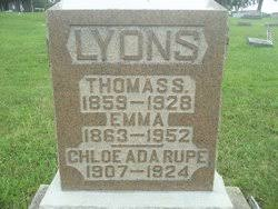 Thomas S Lyons (1859-1928) - Find A Grave Memorial