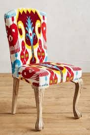 marialle ikat dining chair upholstered furniture custom furniture cool furniture upholstered dining chairs