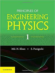 Principles of Engineering Physics 1: Md Nazoor Khan, Simanchala ...