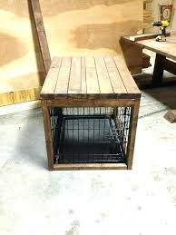 Fancy dog crates furniture Luxury Fancy Dog Crates Crate Furniture Photos Popular Of Table And Best Stylish Covers View In Gallery Dog Crate Furniture Dog Crates Furniture Best Crate Decorative Kennel End Table Fancy