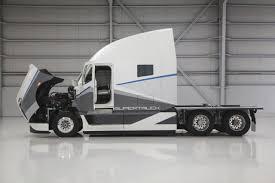 2018 volvo diesel truck. plain volvo daimler trucks north america supertruck with 2018 volvo diesel truck