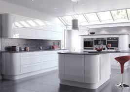 White High Gloss Kitchen Cabinets High Gloss Kitchen Cabinets For Residence Stirkitchenstorecom