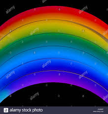 First Light Spectrum A Colour Spectrum This Term Was First Used Scientifically
