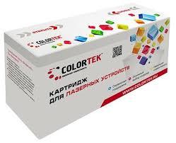 <b>Картридж Colortek</b> C-CE505X — купить недорого на Яндекс ...