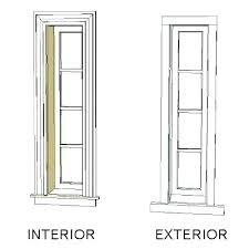 Andersen Double Hung Window Sizes Casement Windows Egress