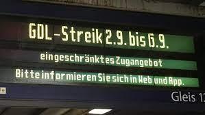 Jun 09, 2021 · berlin kunden der deutschen bahn müssen sich auf streik einstellen. Gnskowkwd Wyom
