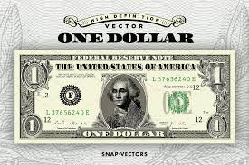 Design Your Own Dollar Bill Template Vector Dollar Bundle Approved Fonts Commercial Included