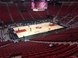 Viejas Arena Section D Rateyourseats Com